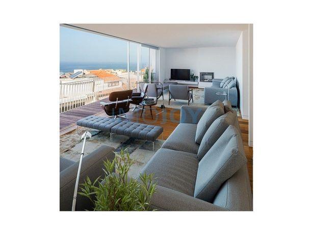 Excelente Apartamento T3 Novo Com vista Mar