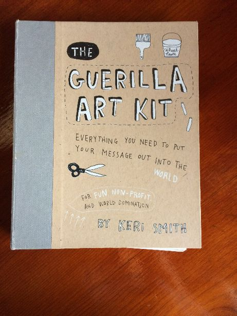 Guerilla Art Kit - DIY