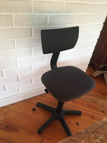 Cadeira Escritorio IKEA Rudolf - Novo