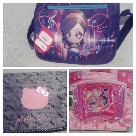 Школьные сумки для девочек