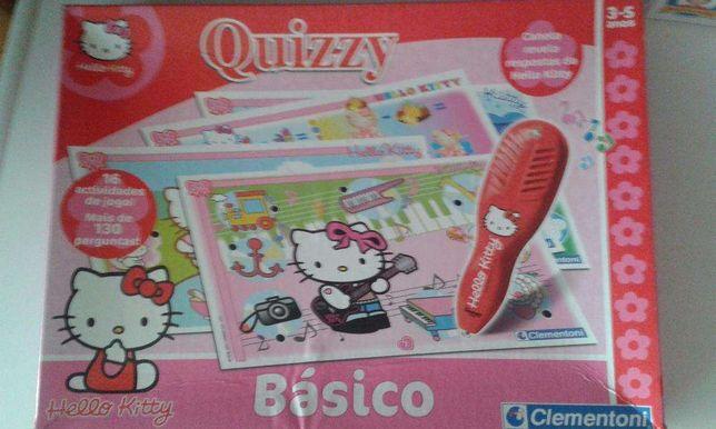"Jogo ""Básico"" Quizzy da Hello Kitty"