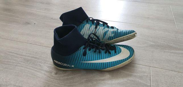 Halówki Nike Mercurial X ze skarpetą 39