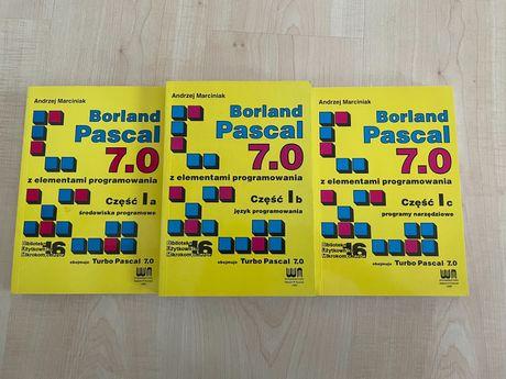 Andrzej Marciniak Borland Pascal 7.0 1996