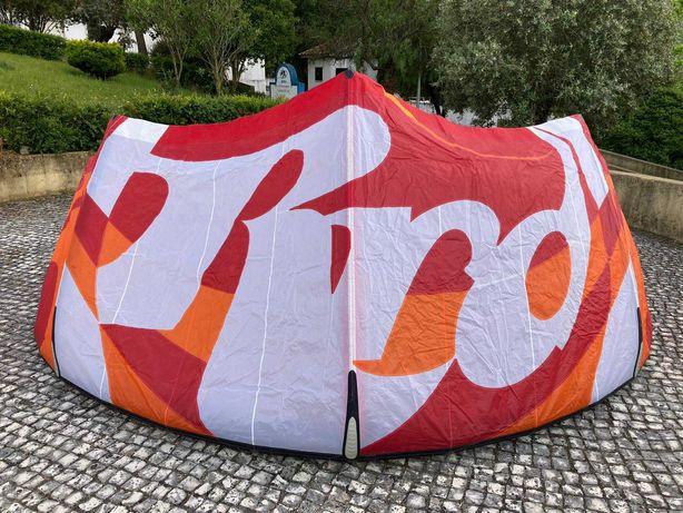 Kitesurf - Asa RRD Obsession 9mt + Barra RRD : Completamente Novo