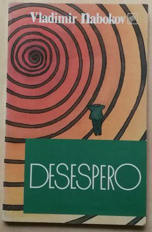 desespero, vladimir nabokov, presença
