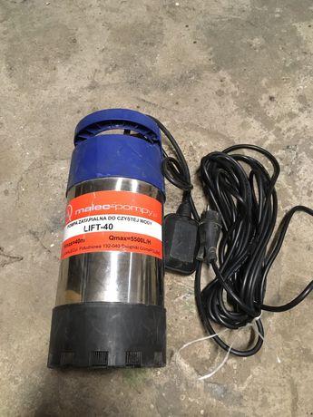 Pompa zatapialna Malec LIFT 40