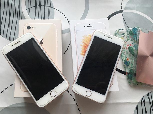 Zamienie iphone 8 256gb i 6s 16gb