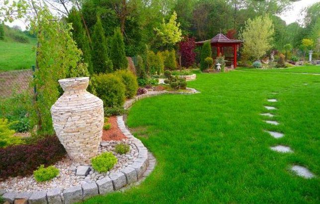 Prace porządkowe, ogrodowe
