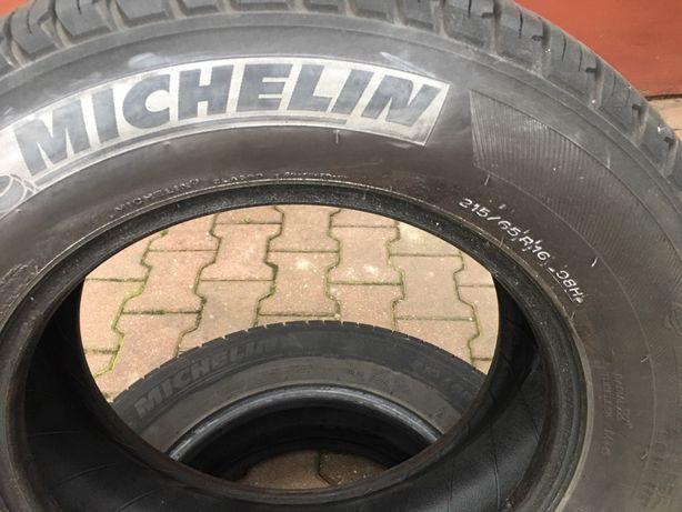 Opony MICHELIN Latitude 215/65 R16 SUV Duster