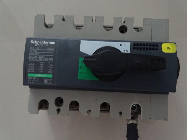 Rozłącznik izolacyjny Compact INS125.