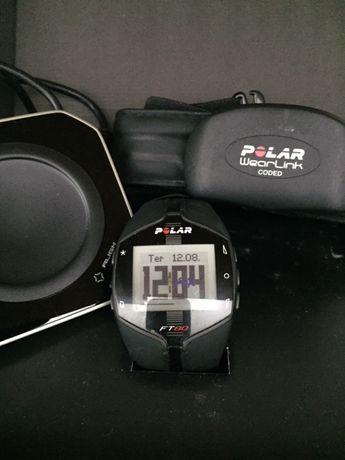 Pulsómetro Polar FT80 WD