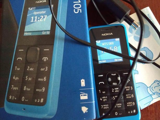 Продам NOKIA 105 Blue