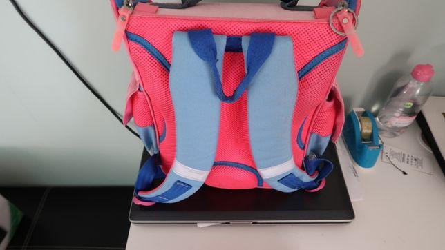 Рюкзак для дівчинки + пенал з точилкою