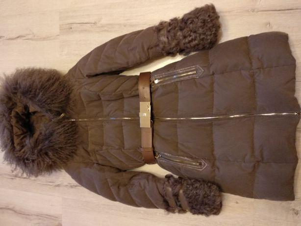 Пальто курточка зимняя
