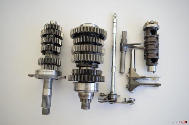 Skrzynia Biegów Yamaha r1 i r6 naprawa KTM DUCATI 1198 Husaberg FE 650