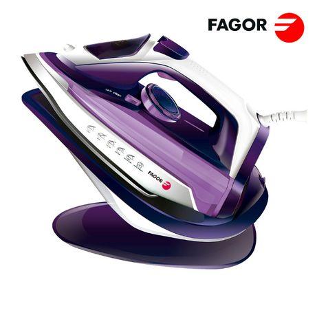 Ferro a vapor sem fios recarregável Fagor novo com garantia