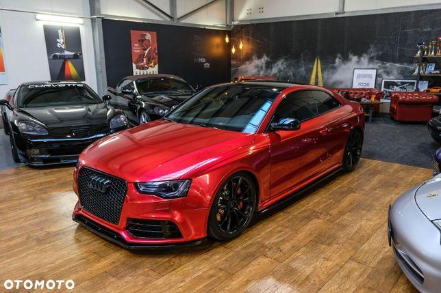 Audi RS5 VAT23%, Bang&Olufsen, MAXTON Design, Carbon, LED