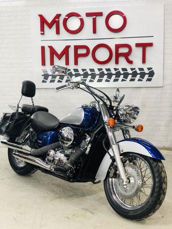 Мотоцикл Honda Shadow 750 Aero 2009г КРЕДИТ в оригинале +оформление