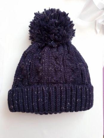Зимняя шапка next 2-3 года