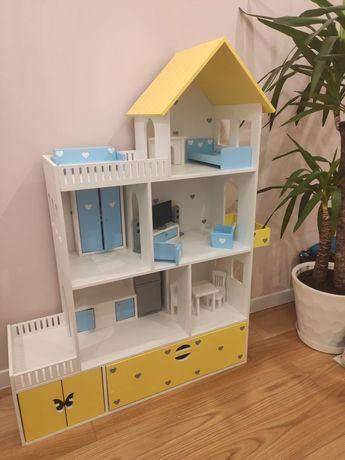Домик для кукол Барби, ЛОЛ, кукольный домик, ляльковий будиночок