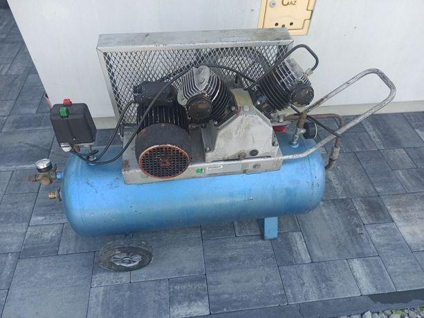 Kompresor silit-werke burgau 11bar
