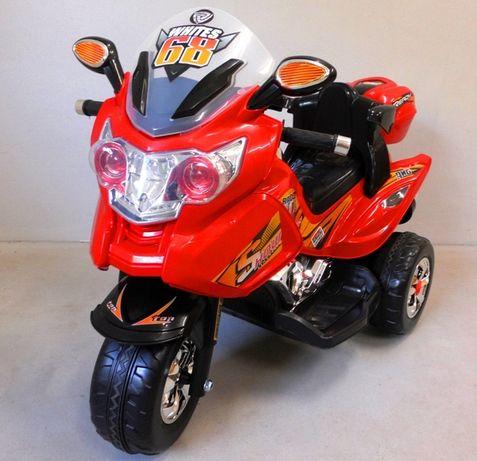Duży Motorek, motor, skuter na akumulator, skuter +MP3+światła