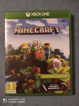 Minecraft XBOX ONE wersja polska
