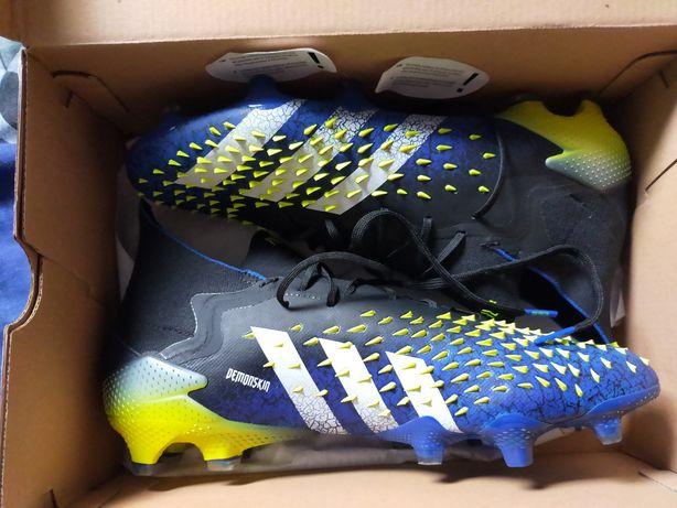 Korki Adidas Predator Freak FG 1.  Rozmiar 42 2/3? Profesjonalne