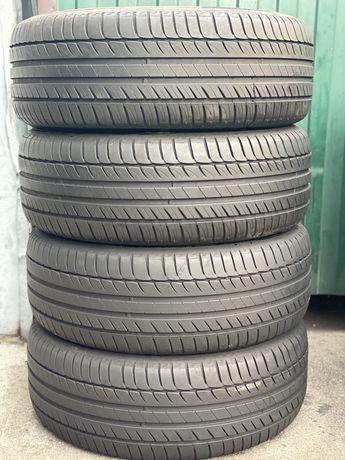 Шины летние б/у 225/55/R17 Michelin Primacy HP