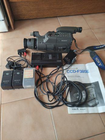 Câmera de vídeo Sony 8 mm