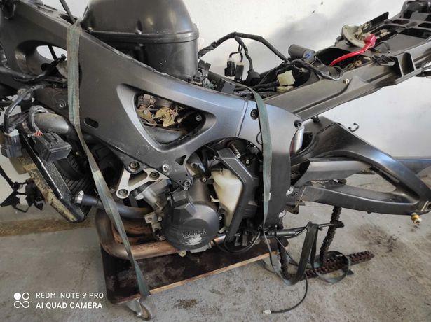 Yamaha R6 RJ09 2005 quad buggy
