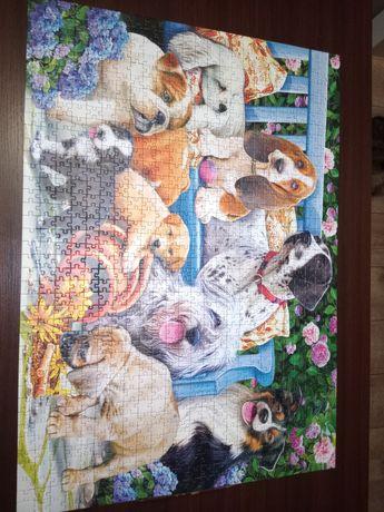 Puzzle trefl 1000sztuk