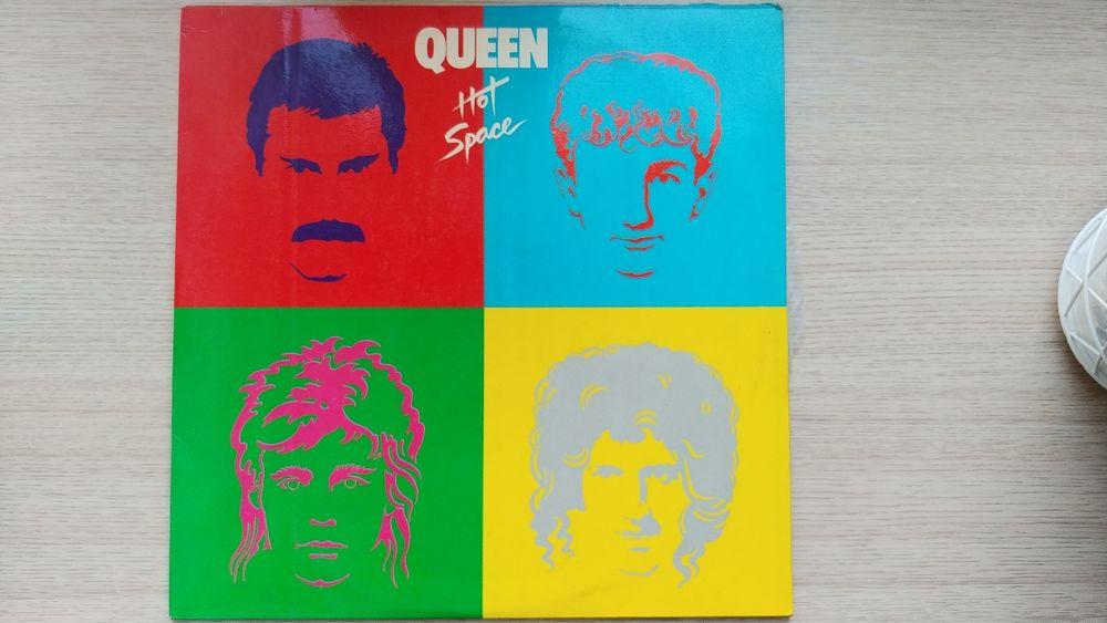 Queen Hot Space Vinyl WYSYŁKA Wałbrzych - image 1