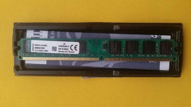 Память Kingston DDR2-800 1024MB PC2-6400 (KVR800D2N6/1G)