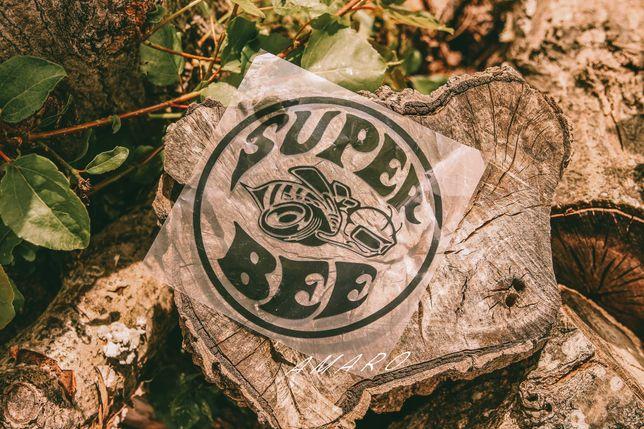 Autocolante para Carro Super Bee Nº3   NOVO