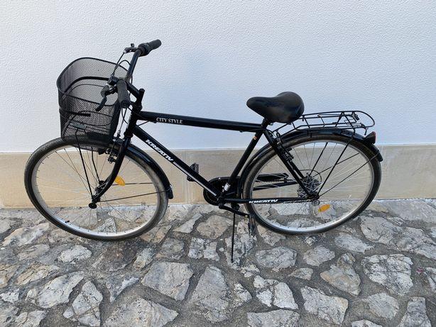 "Bicicleta Passeio Roda 28"" nova"