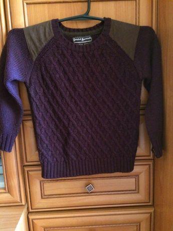 Джемпер пуловер 116-122см