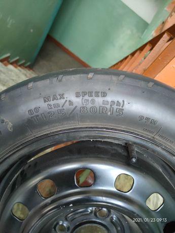 колеса резина 1 и запаска