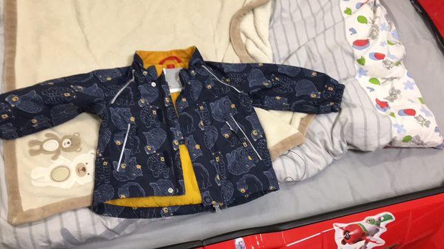ТОРГ! Куртки Adidas, Reima на 2-3-4 года