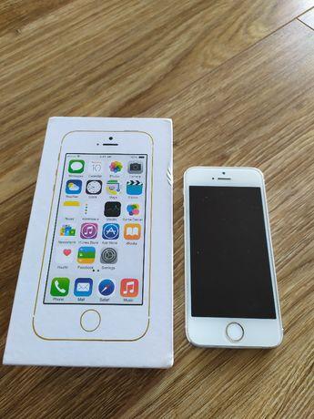 Iphone 5s gold 16gb uszkdzony