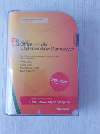 Microsoft Office 2007 dla Użytkowników Domowych