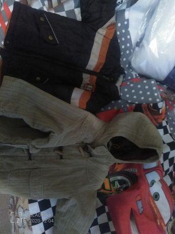 Куртки на возраст 4 года 98-110 см