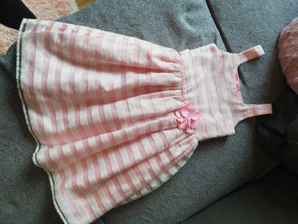 Sukienka dziewczęca 134