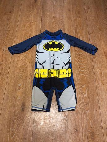 Пляжный костюм, купальник УФ-защита Batman на 3-4 года 104 рост