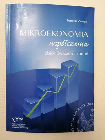 Mikroekonomia współczesna zbiór ćwiczeń i zadań Tomasz Zalega
