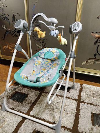 Кресло - качалка  CARRELLO NANNY