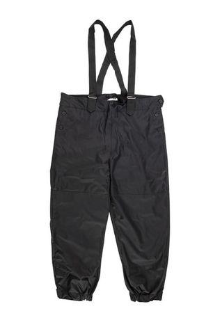 spodnie wojskowe zimowe z podpinką 607/MON