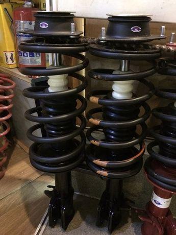 стойки амортизаторы опоры пружины ВАЗ 2108 2109 2110 2115 2170 калина