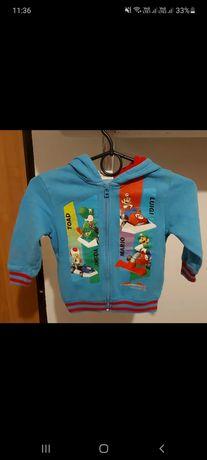 Paka bluz i sweterków dla chłopca rozmiar 92-98