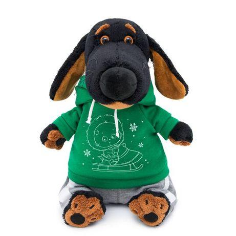 Мягкая игрушка Budi Basa Собака Ваксон в спортивном костюме, 25 см